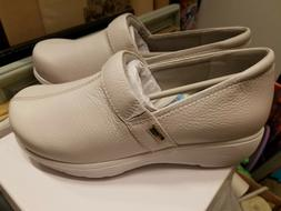 GREY'S ANATOMY MEREDITH NURSING SHOES CLOGS SZ 6M NEW OFF WH