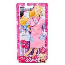 Barbie I Can Be Doll Fashion Outfit Assorted Career Outfits