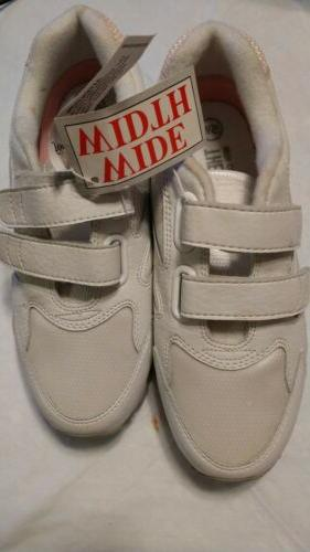 the body co womens white aerobic sneakers