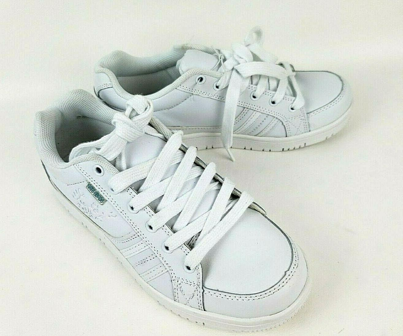 Women's Work Leather White 7M by