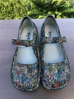 Alegria Professional Cathedral Nurses/Doctor/Chef Shoes Leat