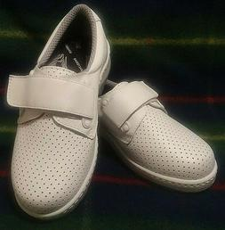 White DIAN Nursing Shoes US 6 medical food service scrubs de
